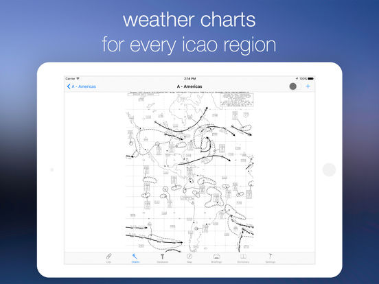StationWeather - Aviation Weather and Charts Screenshots