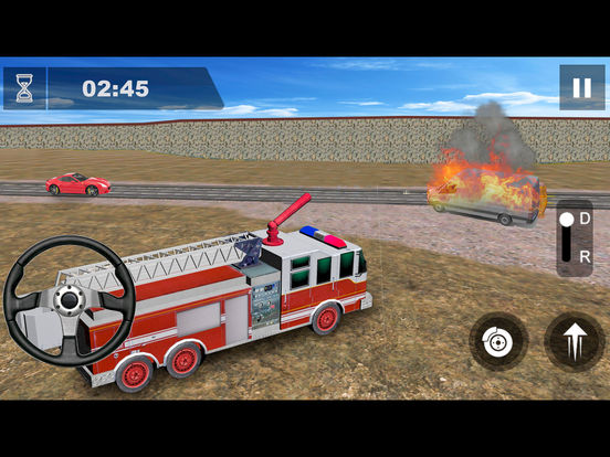 Fire Fighter Rescue Operation screenshot 6