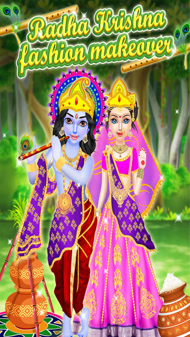 Radha Krishna Fashion Makeover screenshot 4