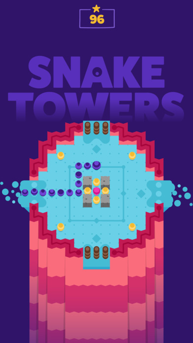 Screenshot #6 for Snake Towers