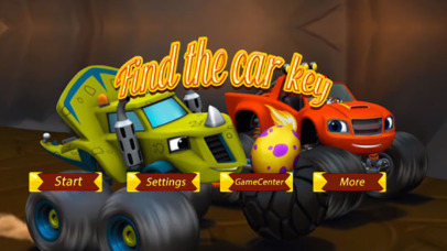 Screenshot 1 Find the car key — a funny casual game