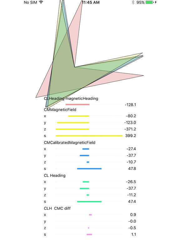Magnetometer & Compass Скриншоты7