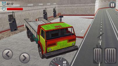 Impossible Track Truck Driver Simulator 3D screenshot 4