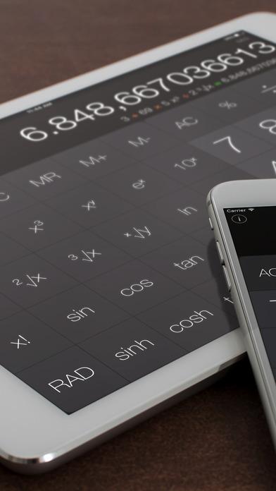 Калькулятор Pro iRocks Скриншоты3