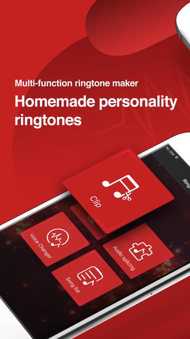 Рингтон – персональная настройка звонка Скриншоты3