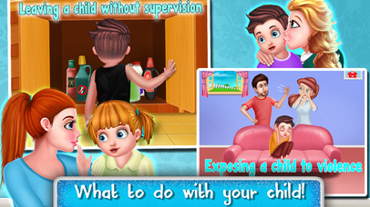 Learning Child Abuse Prevention screenshot 2