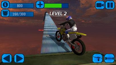 Impossible Motor Bike Tracks screenshot 5