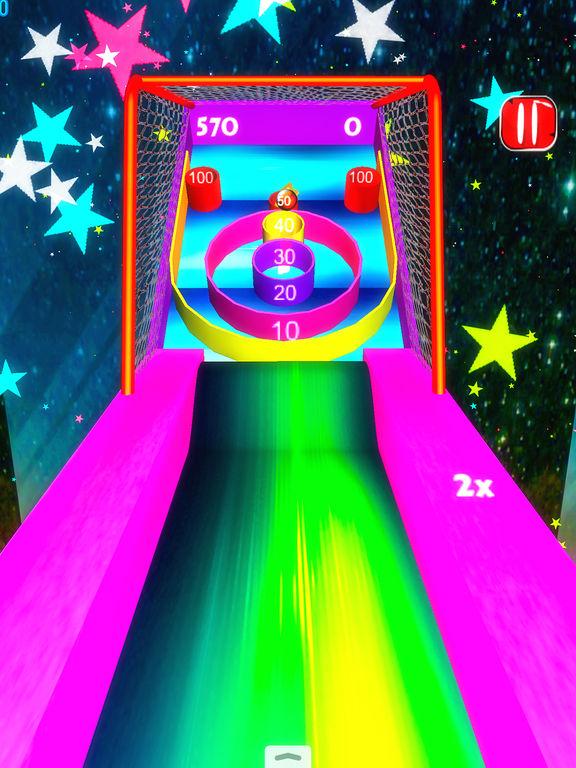3D Roller Skee Ball 2017 screenshot 6