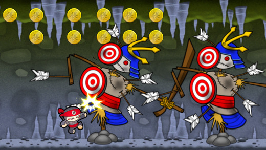 Chop Chop Ninja Screenshot