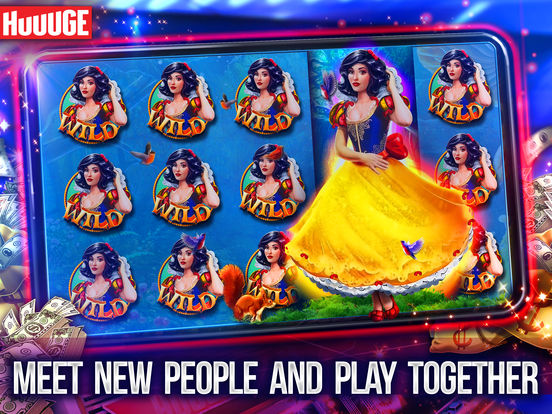 Slots - Huuuge Casino: Slot Machines Games iPad