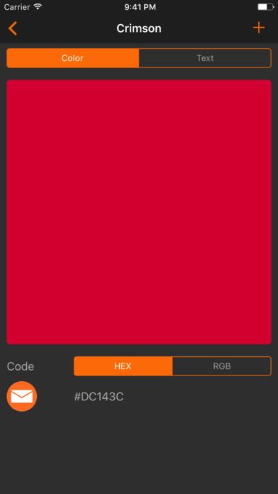HTML Color codes. WEB Palette screenshot 3