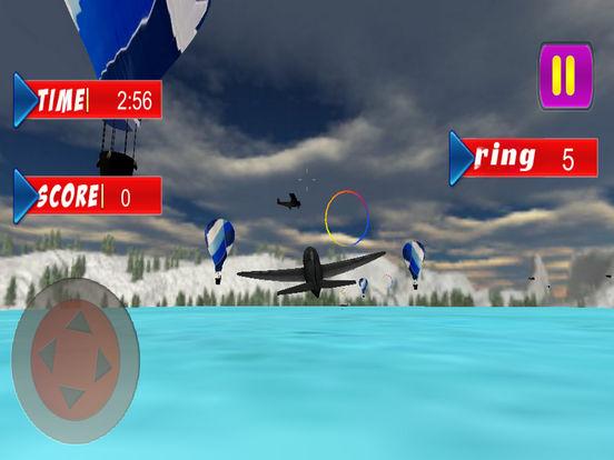 Airplane Flying Simulator screenshot 7