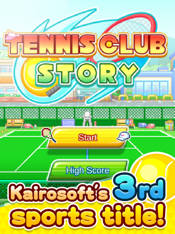 Tennis Club Story Screenshots