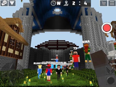 WorldCraft : 3D Build & Craft Скриншоты11