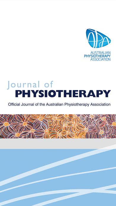 Screenshot #5 for Journal of Physiotherapy