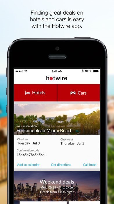 Hotwire Travel Deals On Hotel Rooms Amp Car Rentals On The