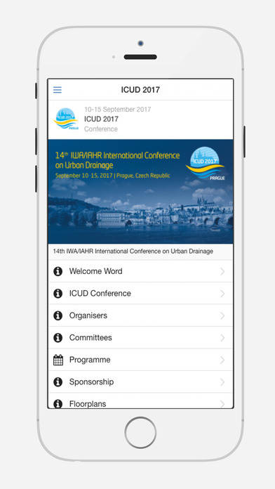 ICUD 2017 Conference screenshot 2