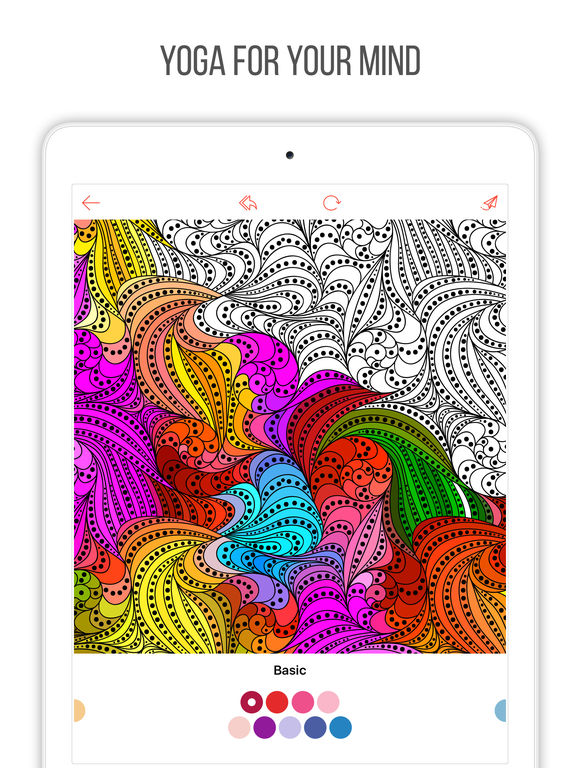 Colorama Coloring Art Pages For Adults Amp Kids By