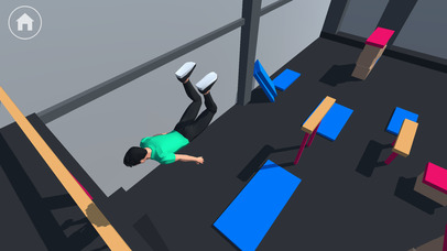 Parkour Flight screenshot 2