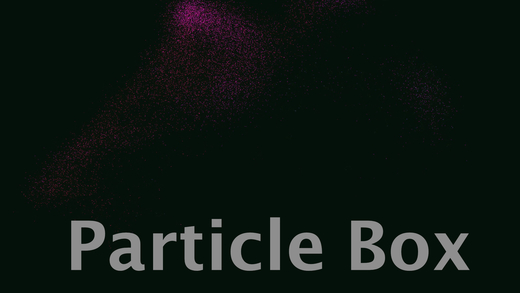 Particle Box Screenshots