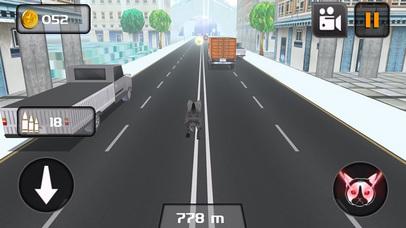 Kitty Cat Rush 3D Game screenshot 4