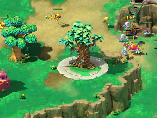 Angel Town 2- single-player rpg games Screenshots
