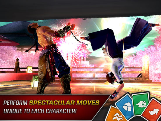 Screenshot 1 TEKKEN™