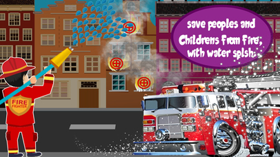 My Town Fire Rescue screenshot 4