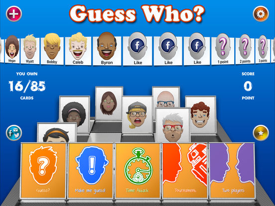 Guess Who? • Premium Screenshots