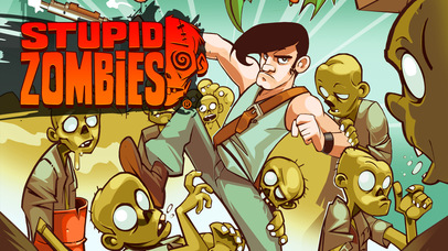 Screenshots of Stupid Zombies for iPhone