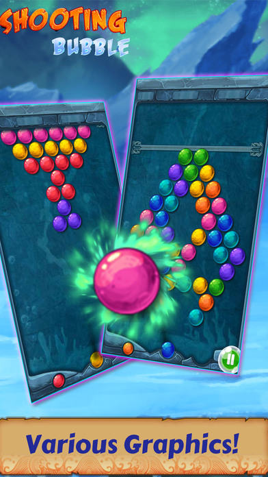 Shooting Bubble 2017:Classic Pop Shooter screenshot 4