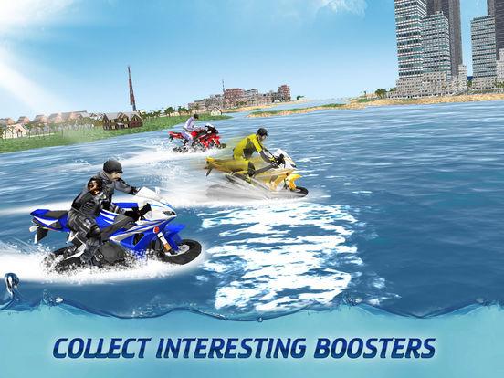Surfing Bike Water Wave Racing screenshot 7