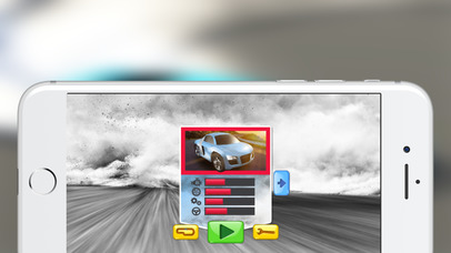 Дрифтовые гонки screenshot 2