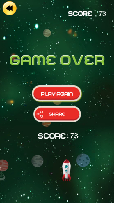 Space Fighter screenshot 3