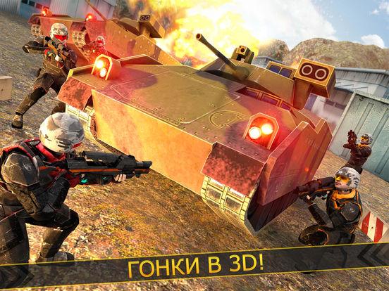 Tank Army . солдат и танки война на iPad