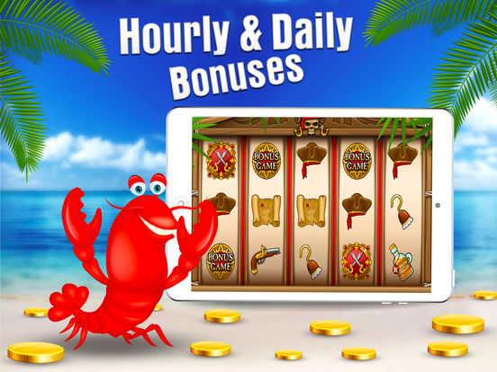 App Shopper: Free Casino Games - Lucky Lobster Slots (Games)