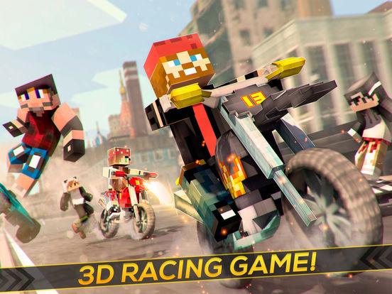 Motocross MX Rider: Extreme Sports Race screenshot 4
