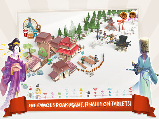 Strategy Board Game Tokaido For iOS Drops To Its Lowest Price Yet