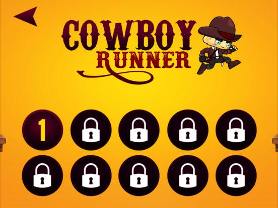 Cowboy Runner : Western Journey screenshot 6