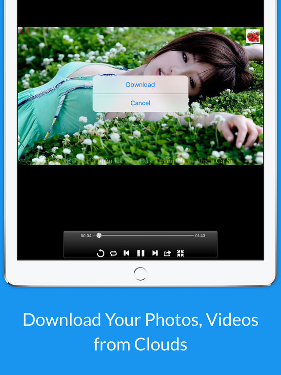 Video Vault & Photo Downloader for Private Cloud Screenshots