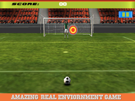 Ultimate Football League: Real Soccer Goal Скриншоты5