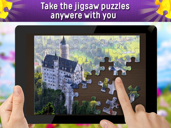 Jigsaw Puzzles World screenshot 8