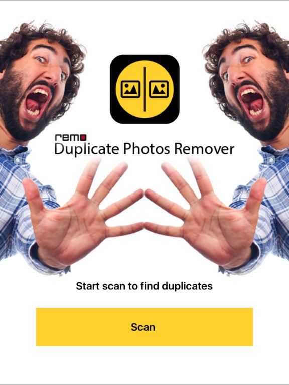 how to delete duplicate photos on ipad