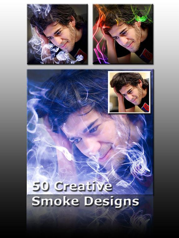 PhotoJus Smoke FX Pro - Smoking Effect Screenshots