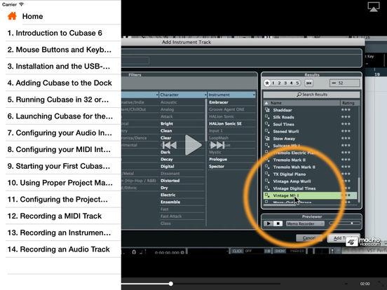 Cubase 101 iPad Screenshot 2