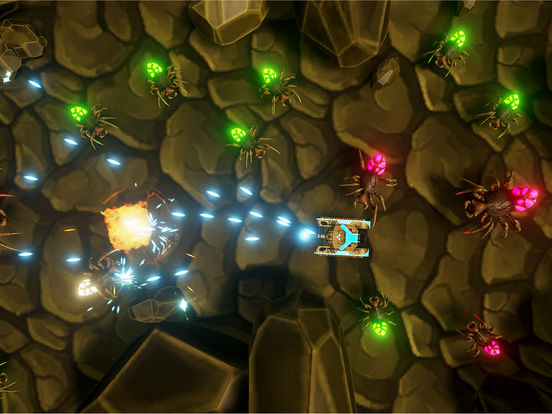 Terra Tank screenshot 5