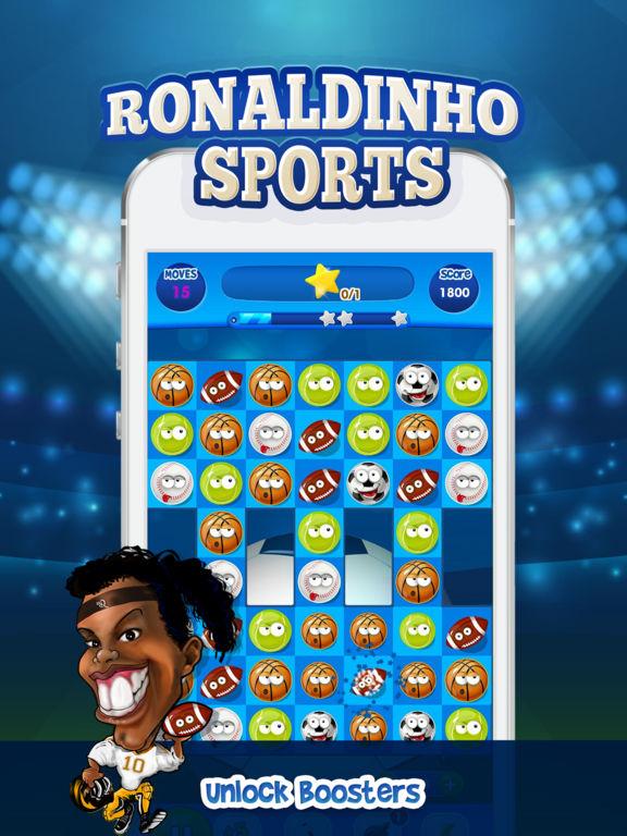 Ronaldinho Sports ™ screenshot 10