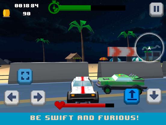 Pixel Drive: Maximum Car Speed Full screenshot 6