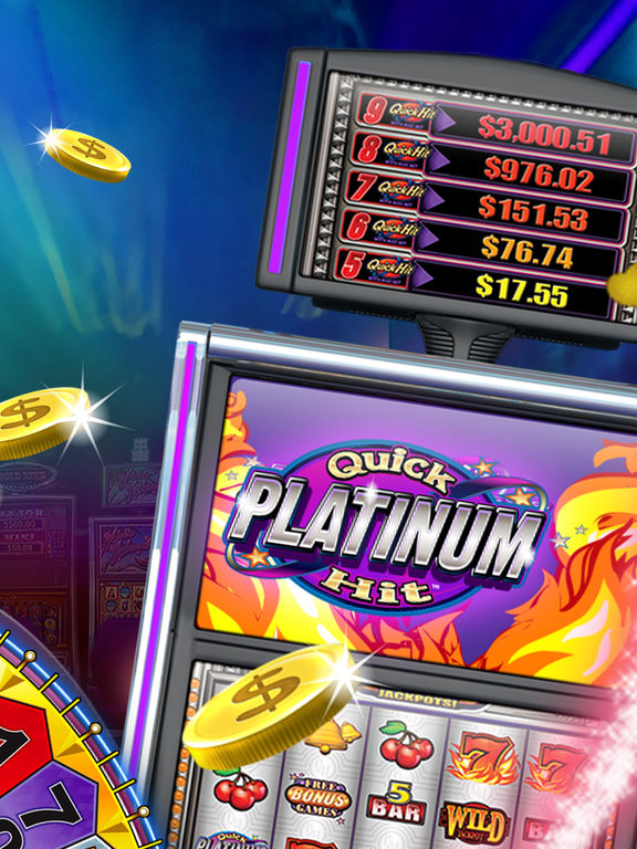 Quick Hit Las Vegas Slots Online & Real Money Casino Play