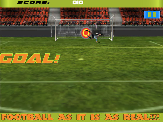 Ultimate Football League: Real Soccer Goal Скриншоты8